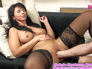german mom fisting big natural boobs milf