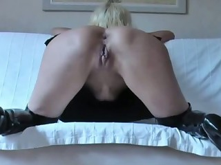 This pretty good is a well trained anal gripe and she loves doggy express sex