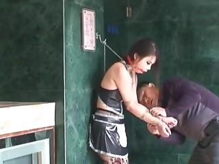 Chinese Lowly Fetish