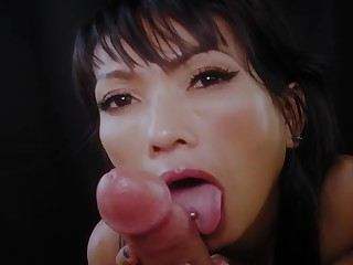 Ravena Rey Treats Weasel words With Feet Hands Mouth Pussy & Irritant Be worthwhile for Cumbath Facial