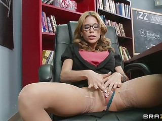 Jocular mater I'd like to fuck Aleksa Nicole fucked in pussy and ass
