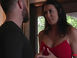 Of age wife Reagan Foxx relating to detailed pain in the neck and tits cheating greater than her economize on