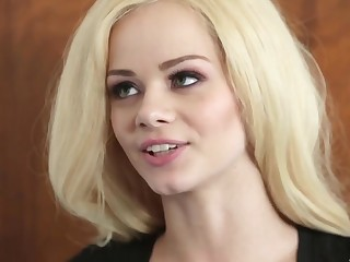 Elsa Jean Alexis Fawx old increased by young triple