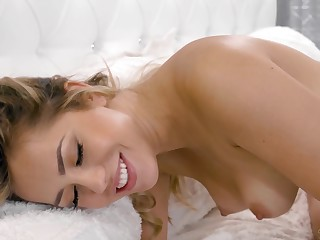 Alina loves erotic lovemaking and she is one sexy lesbian girl