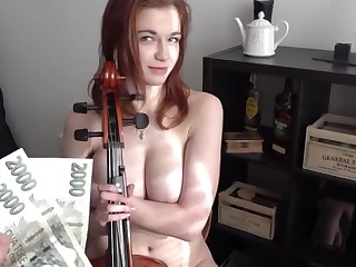 BBW CZECH GIRL SOPHIA TRAXLER FUCKING FOR MONEY AFTER Carrying-on In jest THRONES THEME ON VIOLIN