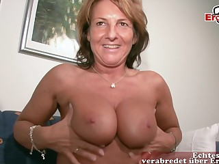 german mature mother masturbuate at formation